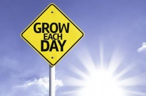 """Grow Each Day"""
